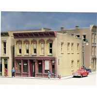 Dpm (n-scale) Structure Kits -- 50200 Hayes Hardware -