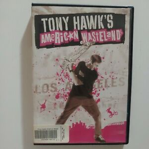 TONY HAWK'S American Wasteland Collector's Edition PS2 Playstation 2 Complete