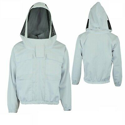 xl beekeeper beekeeping Best quality 100/% cotton jacket fencing veil size