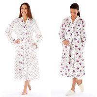Ladies Kimono Wrap Style Dressing Gown Nightwear Lingerie 10 12 14 16 18 20 22