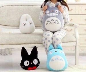 New-Studio-Ghibli-My-Neighbor-Totoro-Kiki-JiJi-Cat-Plush-Stuffed-Soft-Toy-Doll