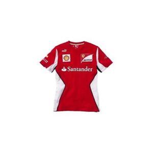 La imagen se está cargando Camiseta-Ferrari-Scuderia-Fernando-Alonso-rojo- talla-XXL 876bd40df4c