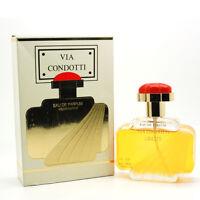 Via Condotti By Lancetti-roma 3.3 Fl Oz - 100 Ml Eau De Parfum Spray For Women