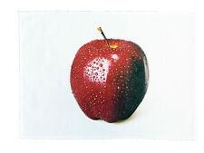 The Big Red Apple - Large Cotton Tea Towel
