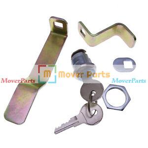 Rear Door Lock Kit 6729688 Fits Bobcat A300 S100 S150 S160 S175 S185 S205 S220