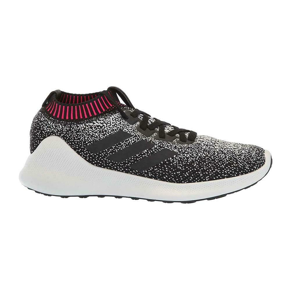 Adidas Women PureBounce+ Running Sneakers Bounce Knitted SockFit Training shoes