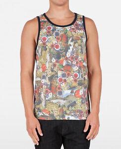 VOLCOM-STONE-OTIS-TANK-Top-Shirt-Short-Sleeve-Sleeveless-NWT-NEW-Mens-35-M-L-XL