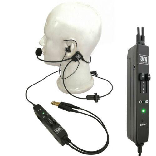 UFQ.4.1 Aviation-Leicht-Headset UFQ L2 aktiv