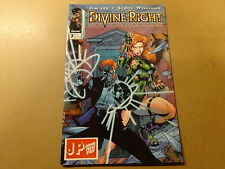 COMIC IMAGE JUNIOR PRESS / DIVINE RIGHT N° 3