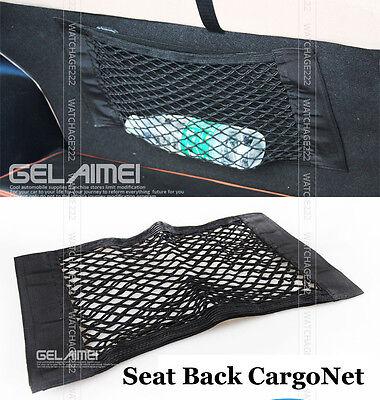 FOR CAR REAR SEAT BACK SIDE CARGO NET TRUNK MESH ORGANIZER CAGE STORAGE POCKET
