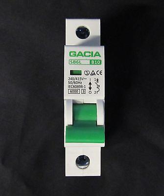 Leitungsschutzschalter SB6L 1P B13A, Sicherungsautomat MCB