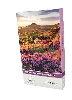 Lee Filters ND Soft Grad Set 100mm x 150mm