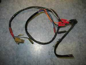 wiring harness 1982 82 yamaha xj750 maxim xj 750 ebay. Black Bedroom Furniture Sets. Home Design Ideas