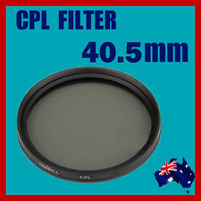 High Quality DSLR Camera Lens40.5mmCircular Polarizing (CPL) Filter Canon Nikon
