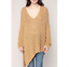 Free-People-Womens-Vertigo-OB574217-Sweater-Skinny-Brown-Size-XS thumbnail 4