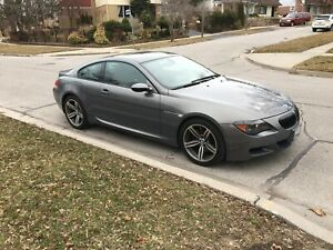 2007 Bmw m6 e63 INDIVIDUAL with 6 speed transmission