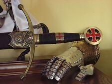 UNIQUE TEMPLAR SWORD with sheath   3110/V