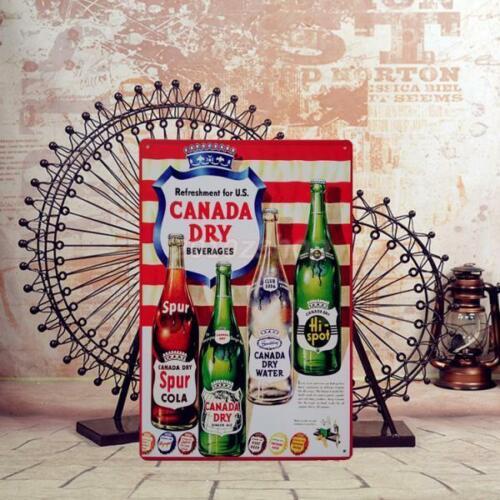 1x tôle panneaux en tôle images Panneaux Beer Bar Pub Décor 30 modèle