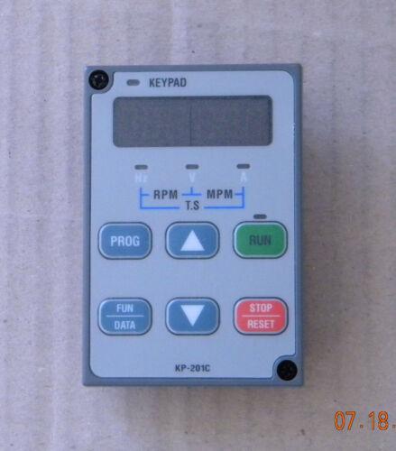 i.e. VFD KP-201C for the Rhymebus RM5G sereis AC drive Free shipping.
