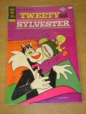 TWEETY AND SYLVESTER #41 FN/VF (7.0) GOLD KEY COMICS NOVEMBER 1974