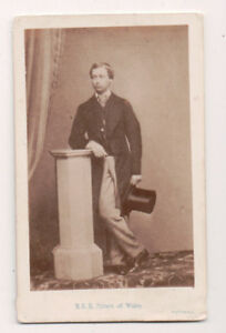 Vintage-CDV-King-Edward-VII-of-Great-Britain-Southwell-Photo