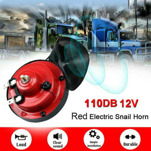 Details about  /High Quality 100DB Super Train Horn For Trucks SUV Car Boat Motorcycles