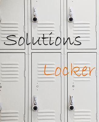 Solutions Locker