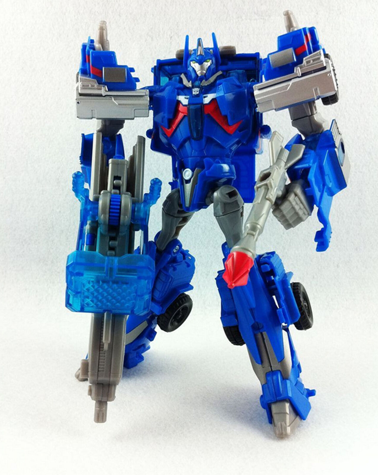 Transformer Prime Robots In Disguise Voyager ULTRA MAGNUS Action Figure Kids Toy