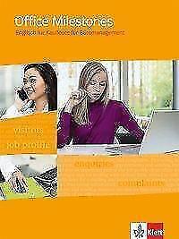 1 von 1 - Office Milestones. Englisch für Büromanagement. Schülerbuch (Schulbuch) GUT