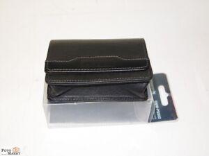 Panasonic Leder case DMW-PSS02 für Lumix FX580 FX550 FX520 FX500 Kamera Tasche