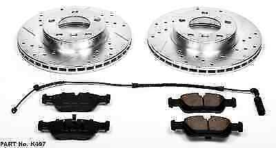Autospecialty KOE1559 1-Click OE Replacement Brake Kit