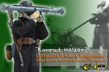 "Dragon 1/6 Scale 12"" WWII German Luftwaffle Artillery 1942 Konrad Holzer 70375"