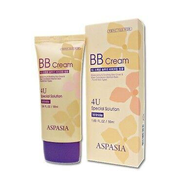 4U Special Solution BB Cream Healthy Skin Anti-wrinkle Skin Beautifier 50ML