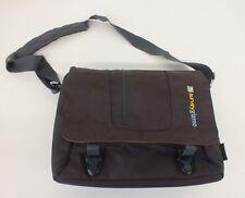 Case Logic Survey Gizmo High-Quality Padded Brown Laptop Shoulder Bag 16x13.5x5