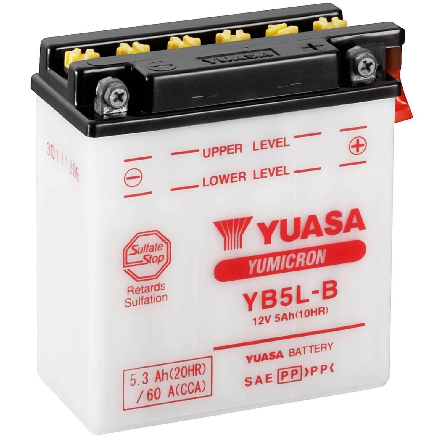 Batterie aprilia sr50 Replica MZ Bj 1997 VARTA yb4l-b FP