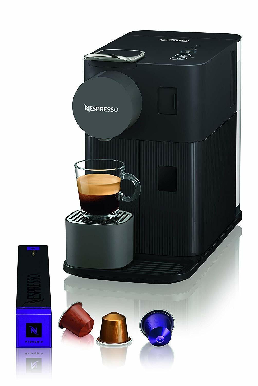 Nespresso de' Longhi Lattissima One EN500B Cafetière Dosettes avec Réservoir