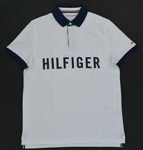 NWT-Men-039-s-Tommy-Hilfiger-Sport-Short-Sleeve-Polo-Shirt-S-M-XL