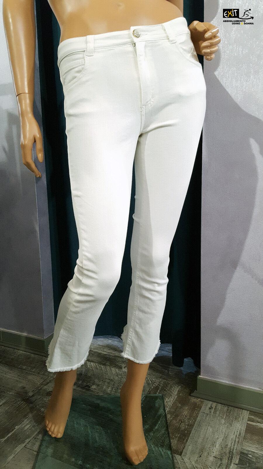 Denny rosa jeans strappo caviglia caviglia caviglia art. 73DR12022 collezione prim.-estate 2017 a2bcd8