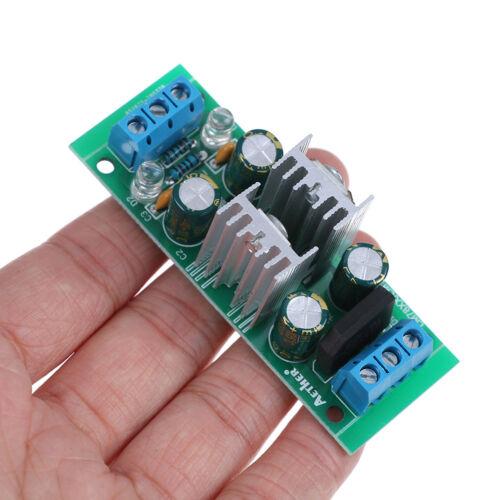 LM7912 ±12V dual voltage regulator rectifier bridge power supply moduCN LM7812