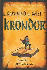 KRONDOR (EERSTE BOEK - HET VERRAAD) - Raymond E. Feist