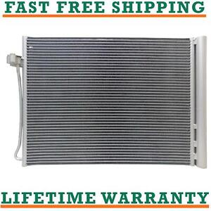 AC Condenser For 2007-2018 BMW X5 2008-2018 X6 With Receiver Drier 64509239992