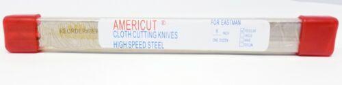 "8E Knives 8/"" Eastman Straight Cutting Machine Blade fits Blue Brute E627 E629"