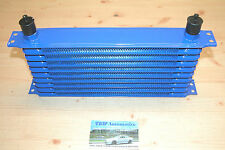 universal ÖLKÜHLER 10 Reihen **NEU** Blau Netz 30 x 13 cm Dash 10 AN10 Aluminium