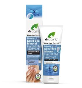 Dr-Organic-Dead-Sea-Mineral-Hand-amp-Nail-Treatment-Cream-100ml