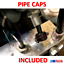 thumbnail 5 - REPAIR KIT ABS Pump Motor 10.0212 / 10.0961 5DF0 5DF1 Carbon Brushes Refurb
