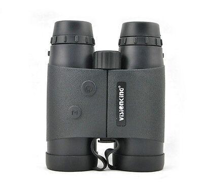 Visionking 8x42 Laser Range Finder Binoculars Hunting 1800m Long Distance Scope