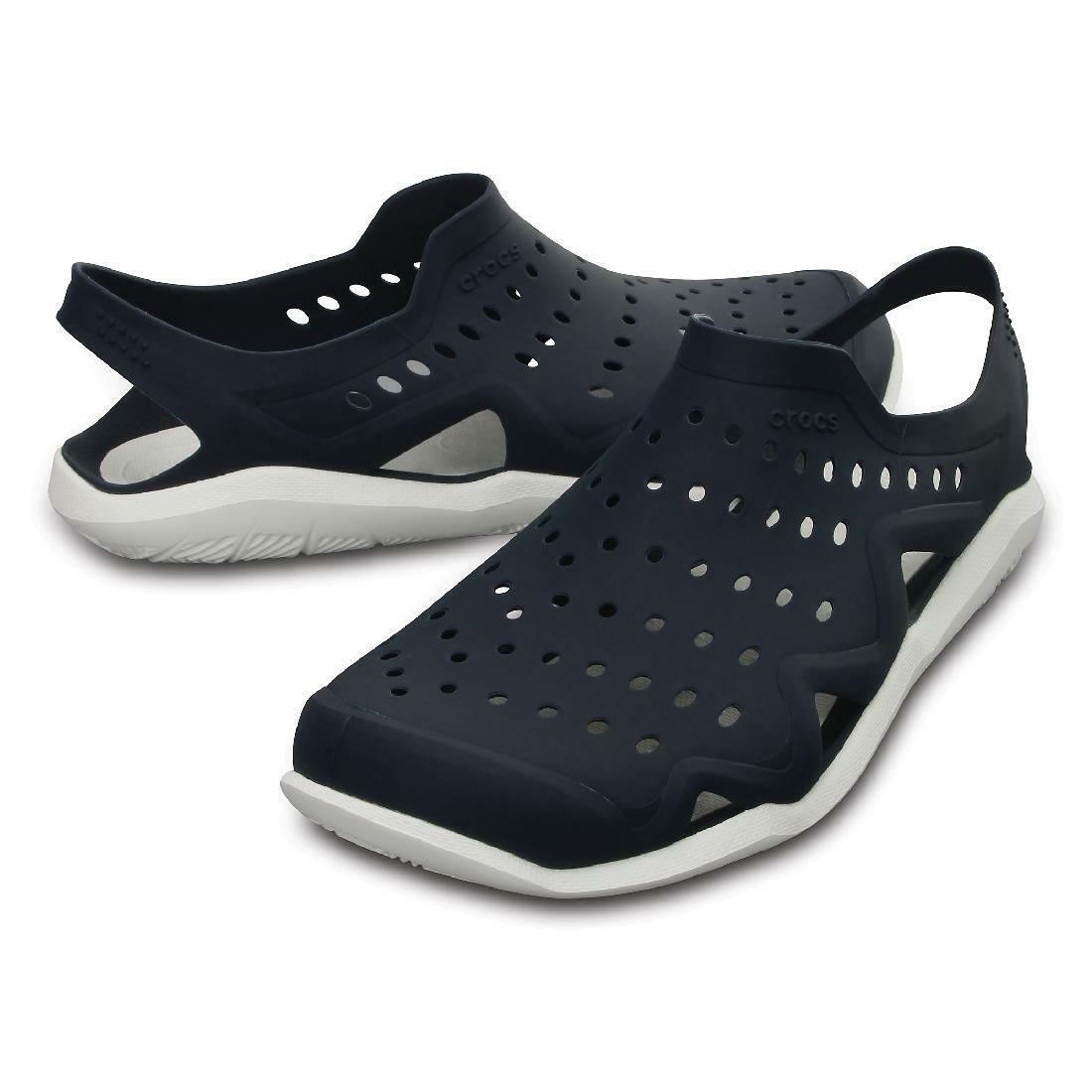 Crocs Swiftwater Wave Shoe Men Mens