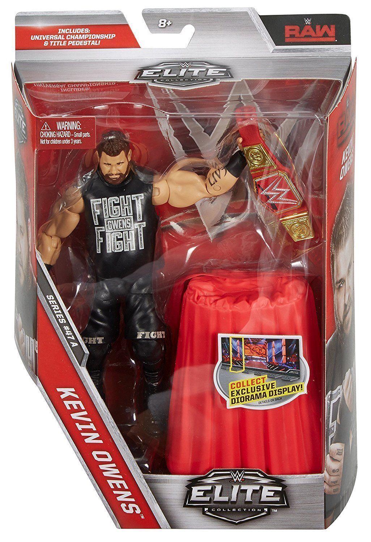 WWE Mattel Elite Kevin Owens Series 47 wrestling figure, loads more for sale