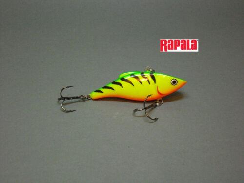 Rapala Wobbler Rattlin/' 8cm RNR-8 FT Firetiger