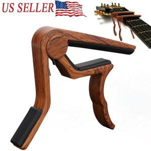 Changement-rapide-Guitare-Capo-pour-guitare-acoustique-guitare-electrique-Ukulele-mandoline